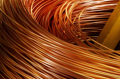 Non-ferrous metal production (copper, lead, gold and bronze)